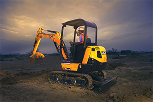 JCB 30PLUS Tracked Excavators Pune