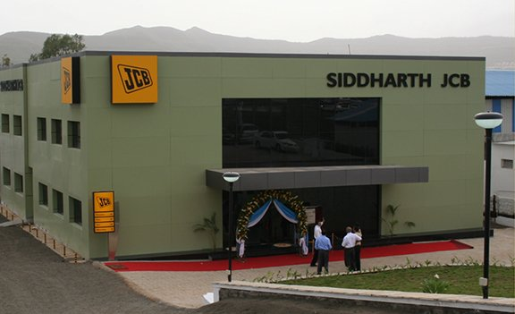 JCB Dealer Pune, Maharashtra - Siddharth Auto Engineers JCB