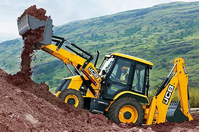 JCB Backhoe Loaders Pune