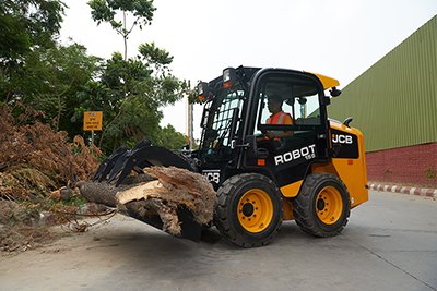 JCB Skid Steer Loaders Pune