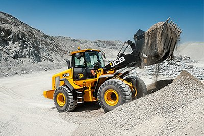 JCB Wheeled Loaders Pune